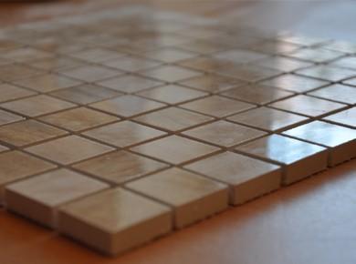 MozaikiIzdelujemo več vrst mozaikov, iz vaših ploščic. Mozaiki so sestavljeni v modelih in lepljeni na mrežo iz steklenih...